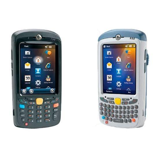 Windows handheld computer / 4G / Bluetooth / rugged