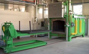 Furnaces and Heat Treatment