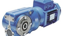right angle gearmotor