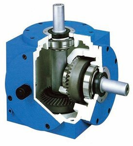 bevel-gear-reducer