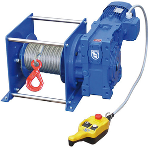 A winch is a mechanical device for pulling or lifting heavy loads. It uses a motor or a manual crank or lever to unroll and roll up the cable or chain to ...