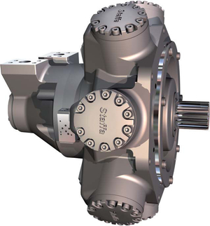 hydraulic-motor