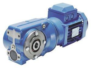 orthogonal-gear-motor