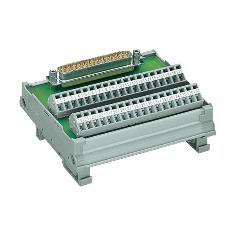 D-Sub interface module / industrial - 289 series - WAGO