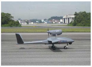 Fixed Wing UAV Civilian