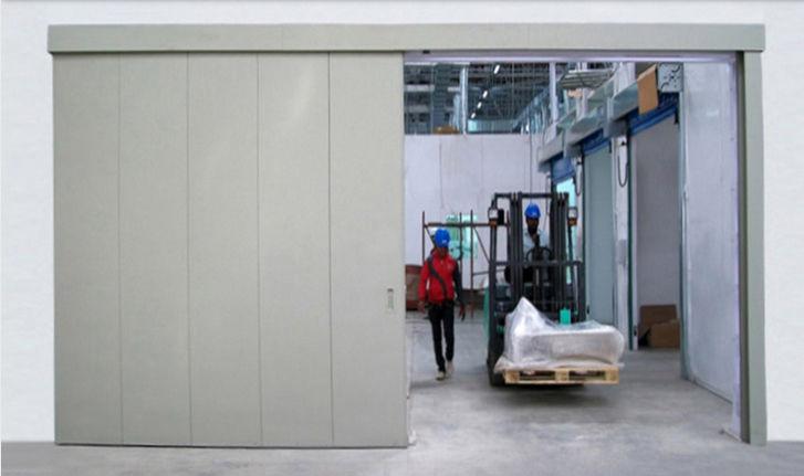 Sliding Door / Indoor / Industrial / Large