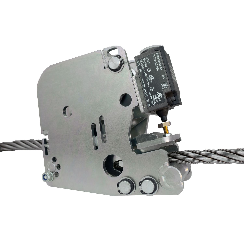 Crane load limiter / for overhead cranes / for hoists / mechanical