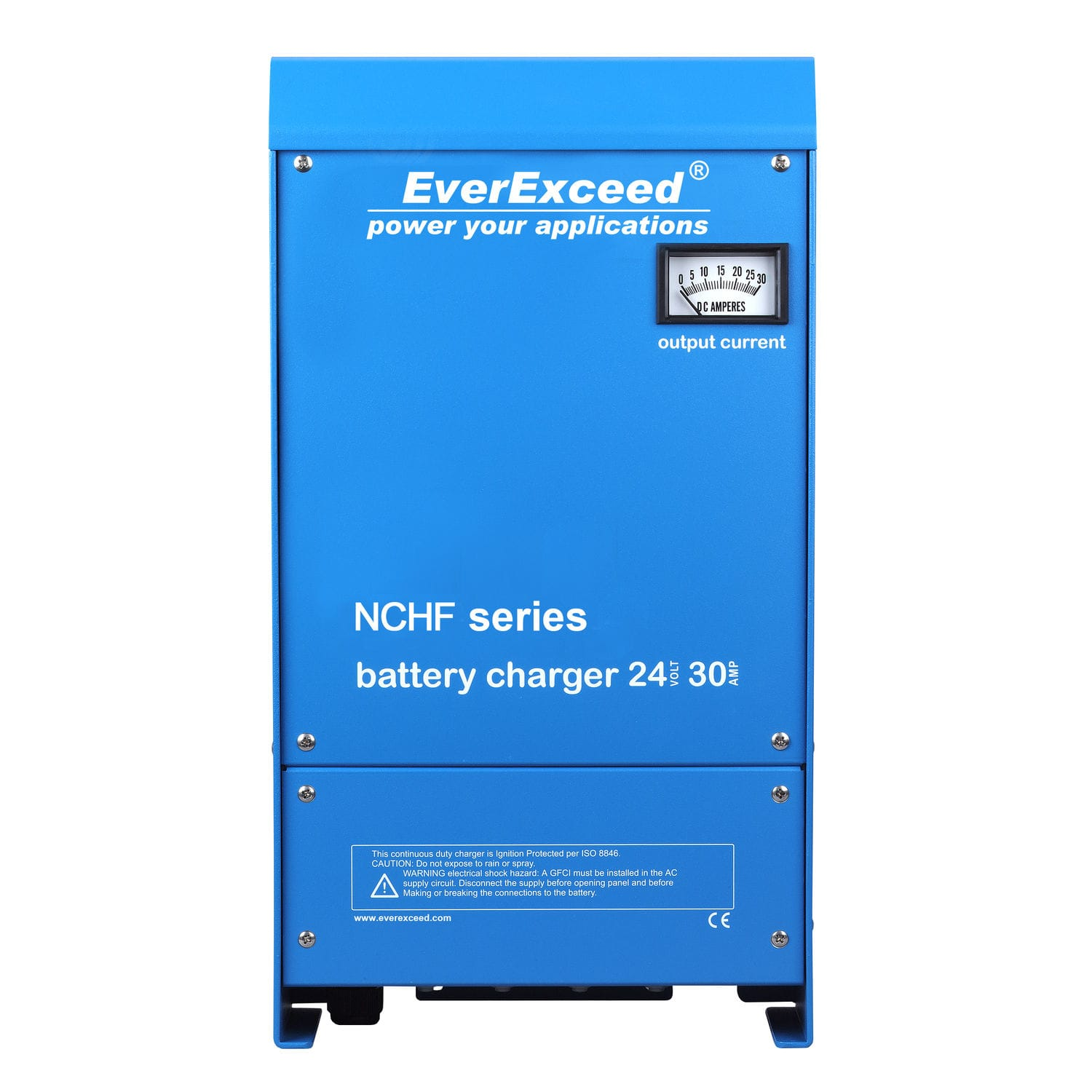 Lead Acid Battery Charger Floor Standing Ce Iso Nchf Series Sealed Circuit