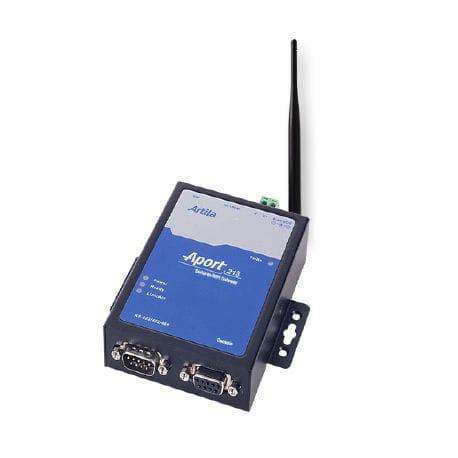 Communication gateway / Ethernet / serial / Modbus/TCP - Aport-213