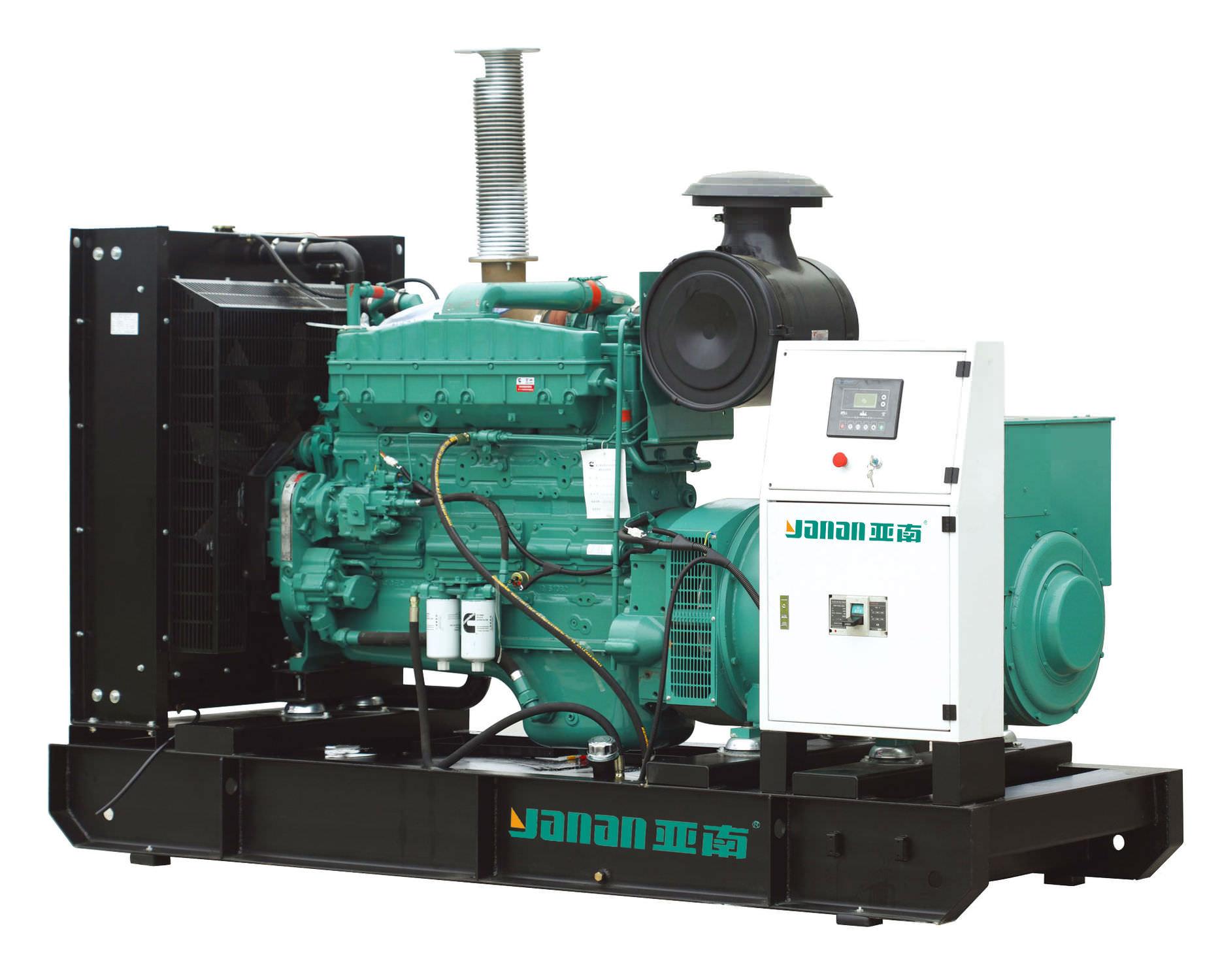 Three phase generator set sel stationary D series