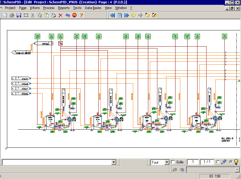 Electrical schematics software - SchemPID - FTZ INFORMATIQUE