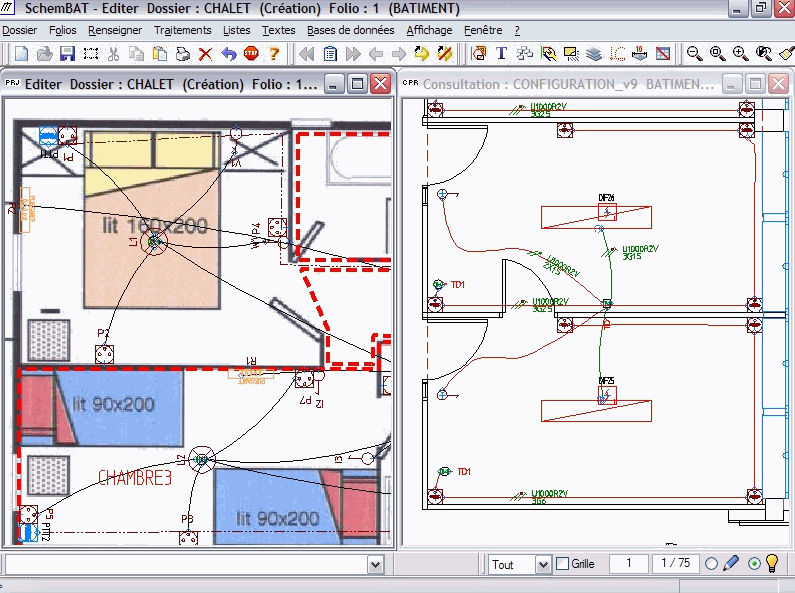 Electrical Cad Software For The Building Industry Schembat Ftz