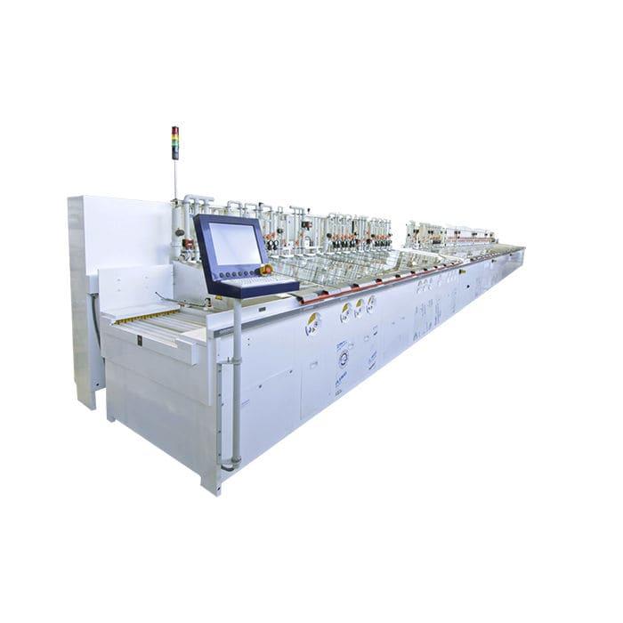 PCB plating line / electroless copper - Gebr  SCHMID GmbH