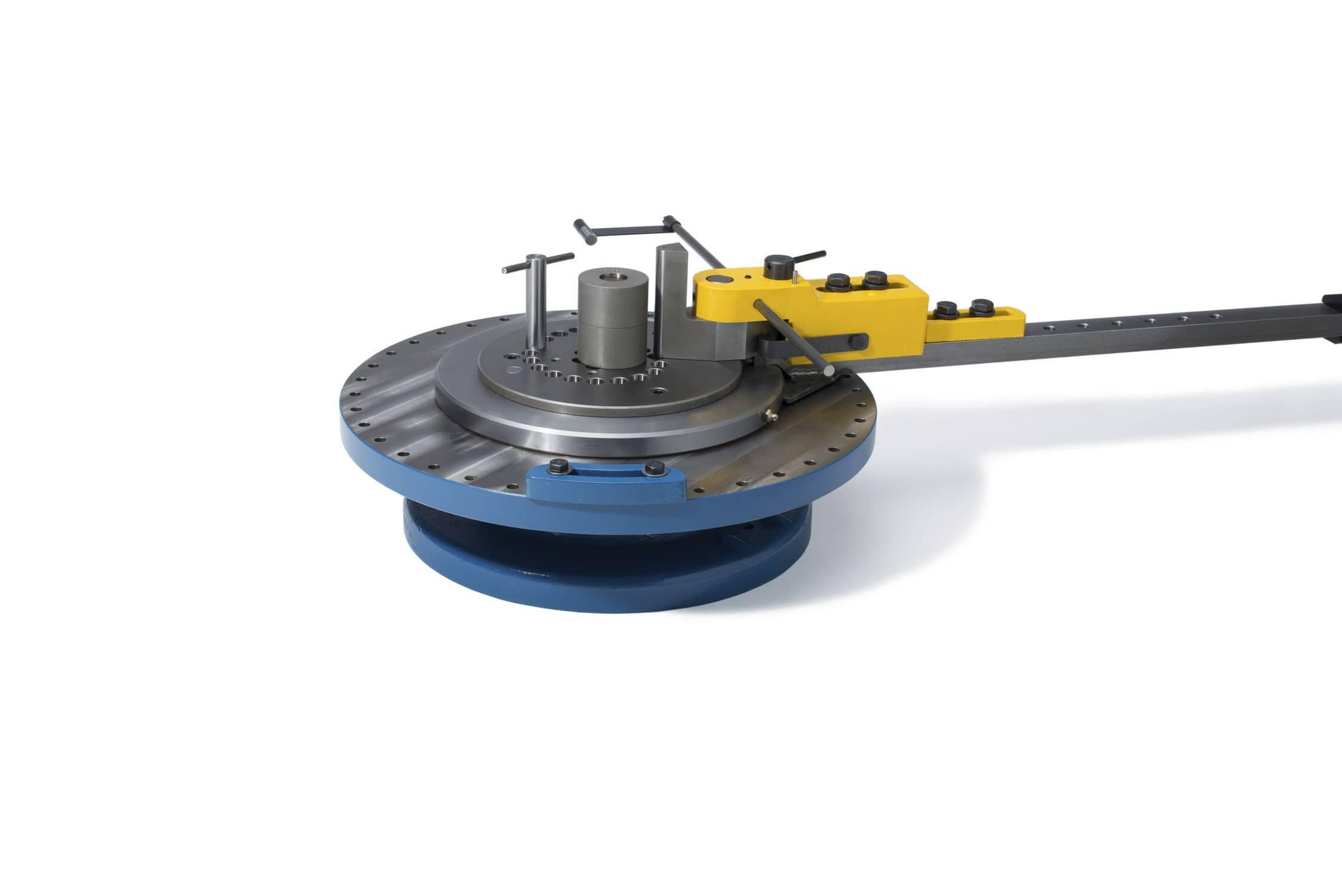 Handheld bending machine / manual / for tubes / bar - 3 - Di
