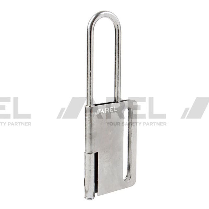 Latching Hasp Stainless Steel Security Lt48
