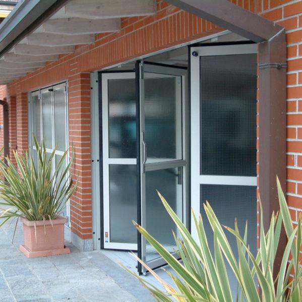 Folding Door Exterior Glazed Pgj Lux 3000 Sacil Hlb Videos