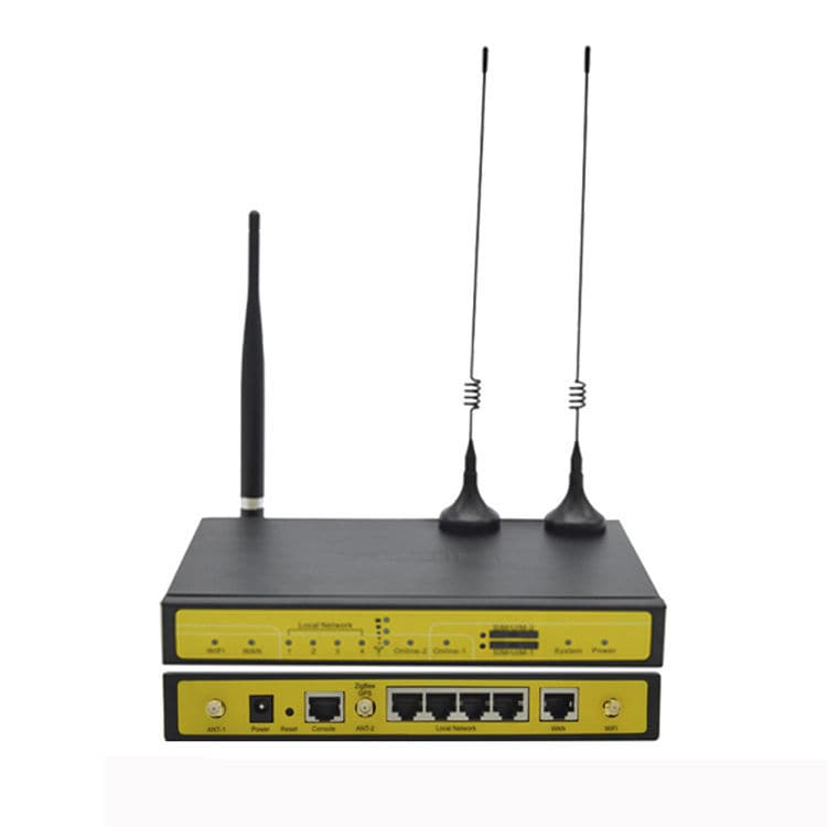 Cellular communication router / wireless / Ethernet / RS232 - F3446