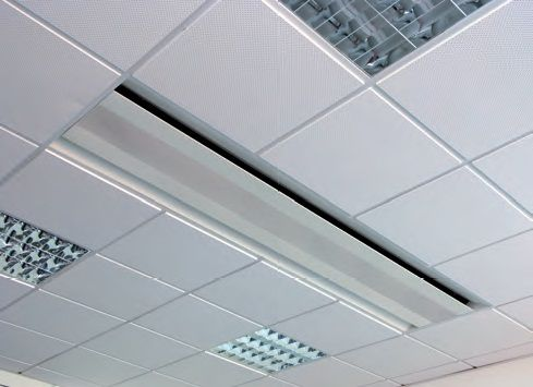 Ceiling mounted air conditioner mercial TFB2 ROCCHEGGIANI SPA