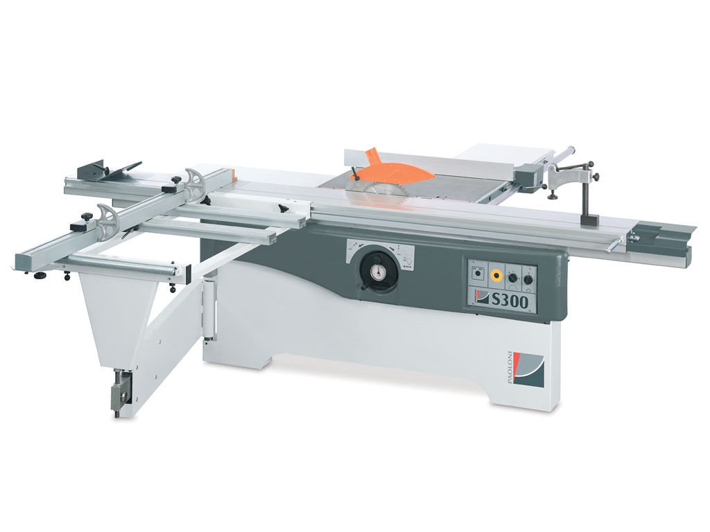 Sliding Table Saw Automatic S100 S150 S200 S260 S300 General Wiring Diagram
