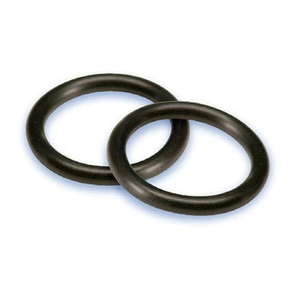 Lipped seal / O-ring / rubber - ROR series - Heyco