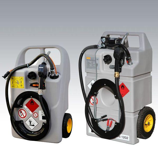 Gasoline Tank For Diesel Polyethylene Mobile Tt Trolley