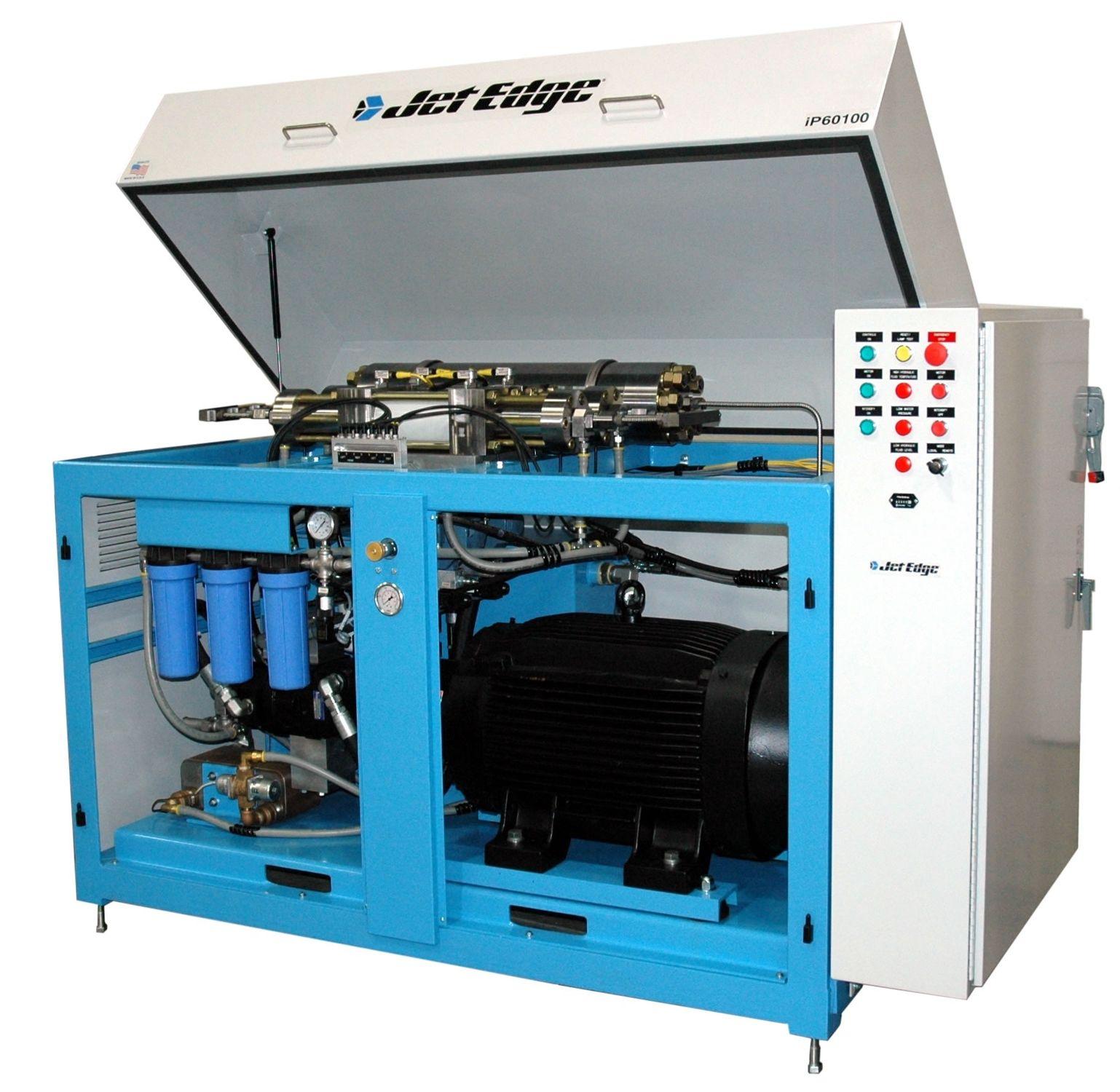 Water pump electric piston ultra high pressure IP60 100