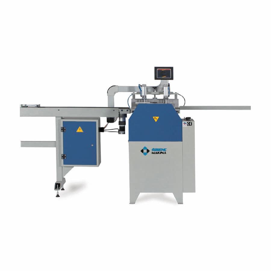 PVC cutting machine / wire / profile / CNC - OMRM 105RF - Ozgenc ...