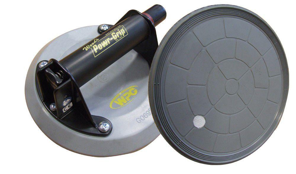 Circular suction cup / with pump / lifting - Powr-Grip N4000TS ...