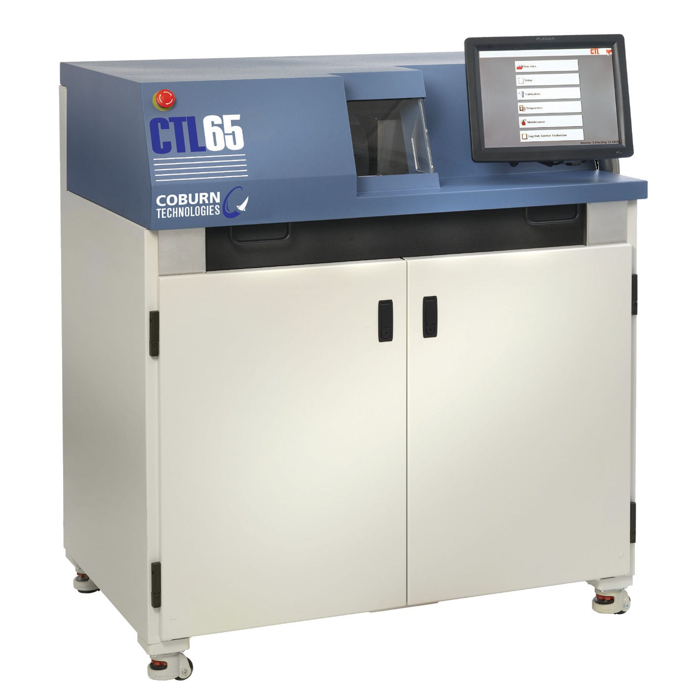 manual surfacing generator for ophthalmic lens production ctl65 rh directindustry com Manual Generator Transfer Switch Wiring Older Onan Generator Manuals