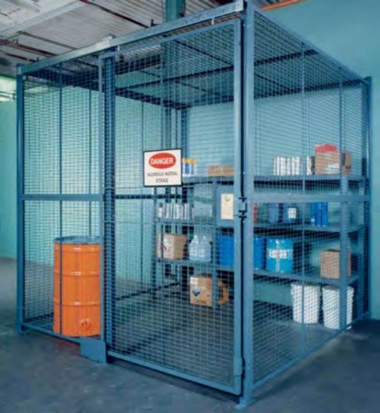 Tool storage partition / wire mesh - WIRECRAFTERS