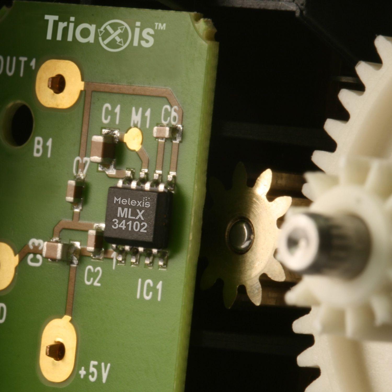 Hall Effect Proximity Sensor Miniature Surface Mount