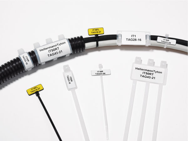 12300 8101290 identification label printable polyamide wire harness  at edmiracle.co