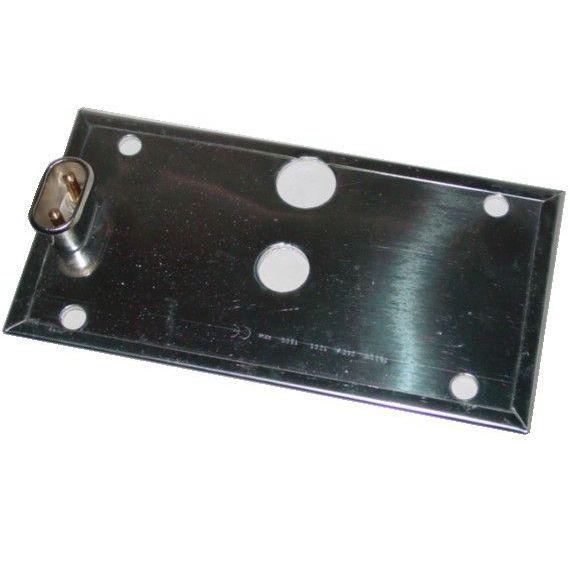 Heating strip / zinc-plated steel / brass / stainless steel