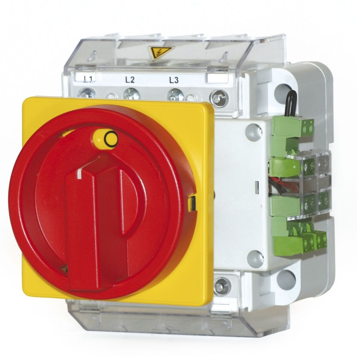 Rotary switch / 3-pole / 4-pole / electromechanical - ELEKTRA ...
