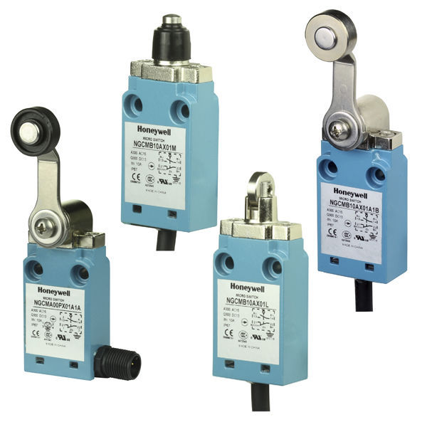 Miniature limit switch / IP67 / adjustable - MICRO SWITCH - NGC ...