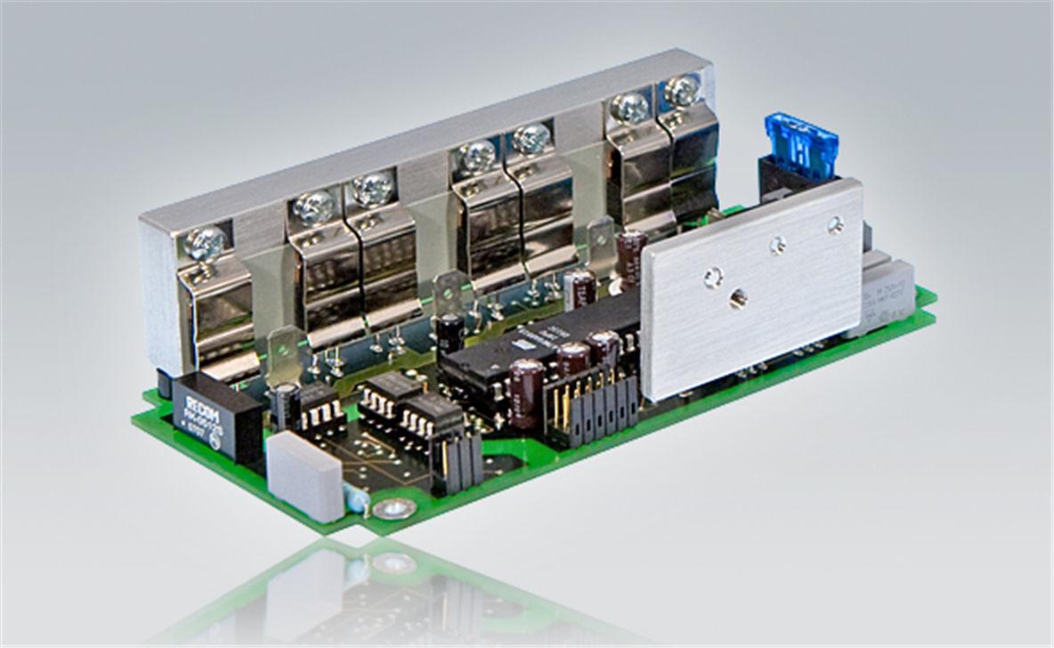 3-phase DC drive / motor - WEG Antriebe