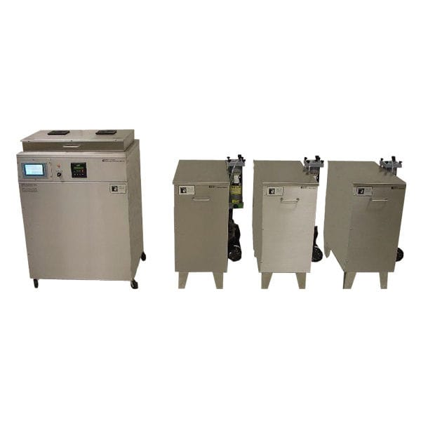 Paint stripping machine 1002P, 700P, 992P Best Technology
