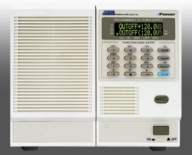 AC/DC power supply / tabletop / programmable / digital - 3 3 - 350 V