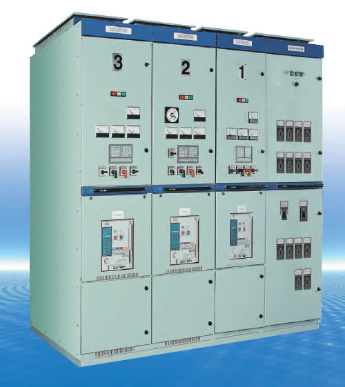 Power distribution switchgear / low-voltage / air-insulated / for