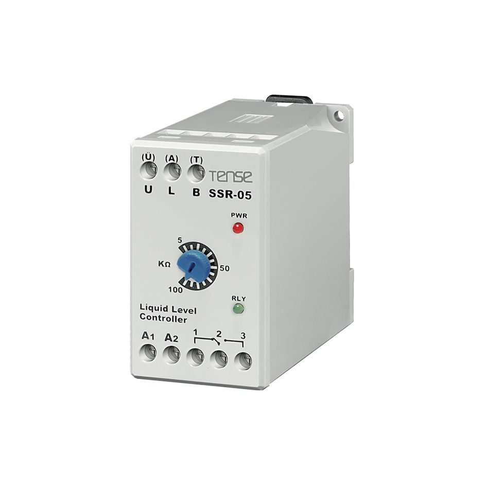 level control relay din rail ssr 05