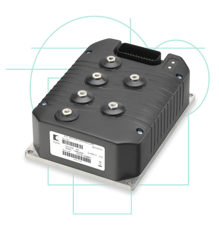 AC speed controller - 24 VDC, 250 - 300 A, IP65 | 1298 - Curtis ...