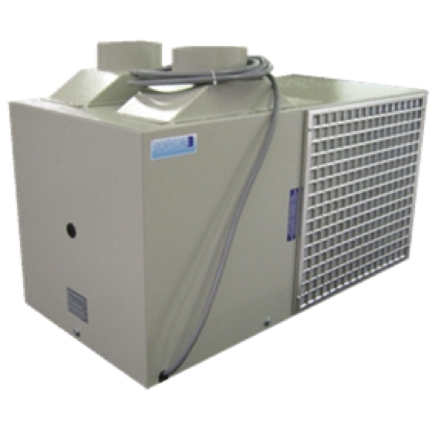 Air Cooler / For Electrical Cabinets / Compact / Air Cooled   KR Series
