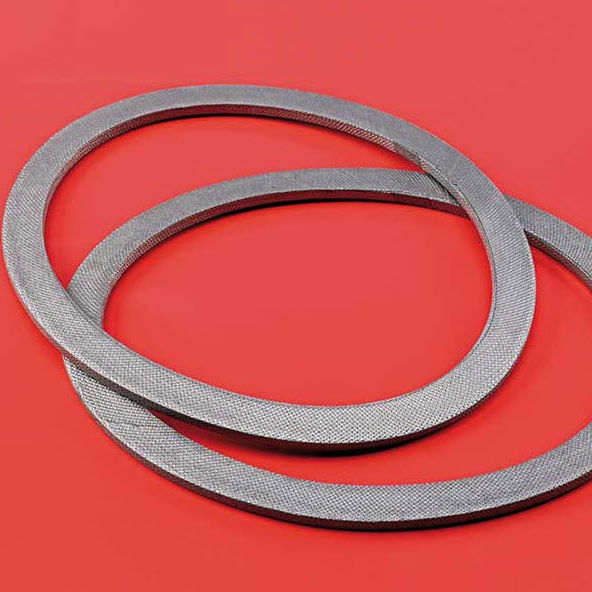 Flat gasket / round / rubber / manhole - 1380 P - TEXPACK