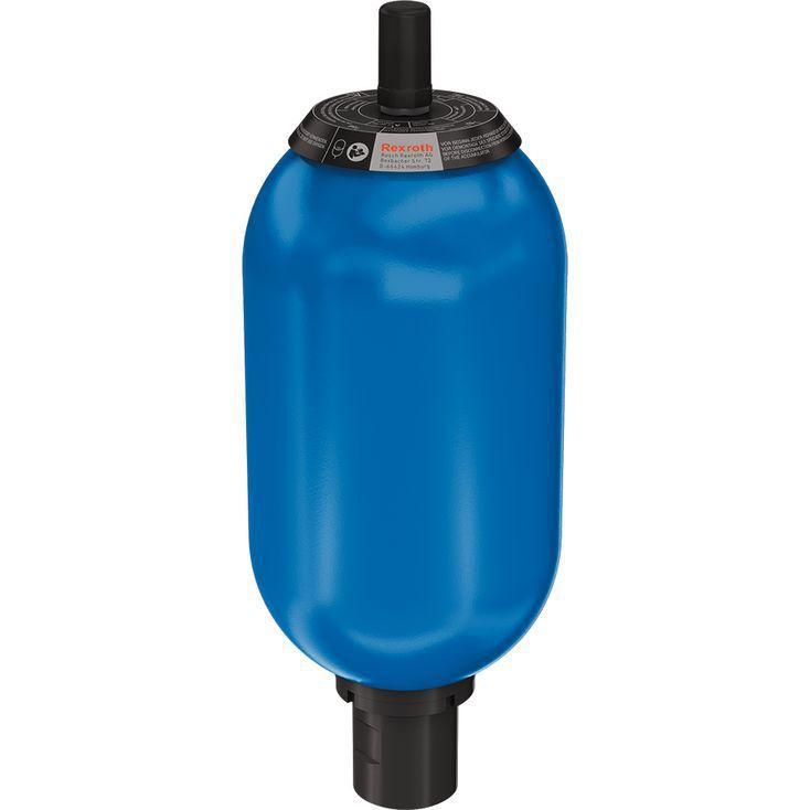 Bladder hydraulic accumulator - HAB - CE - Bosch Rexroth - Mobile