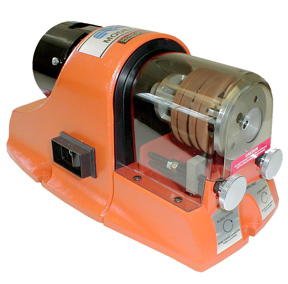 Electrical wire stripping machine / rotary blade / electric - C100S ...