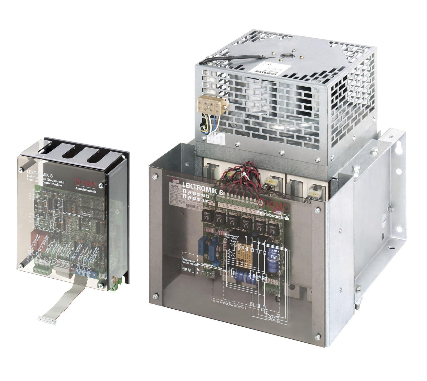 Motor Soft Starter Mechanical 4 2000 Kw Lektromik S Sd2 Start For Power Supply Series