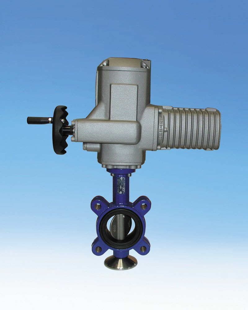 Butterfly valve / lever / isolation / for water - ARI-ZIVA G series ...