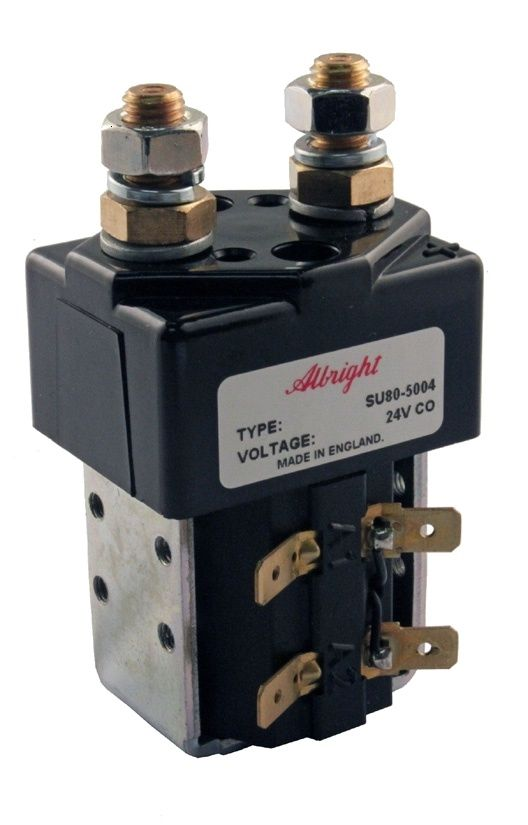 Motor contactor / electromagnetic / DC - 150 A | SU80 ... on