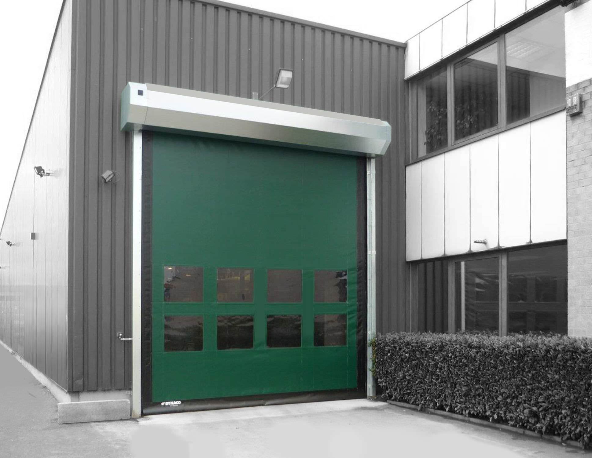 Roll Up Door / Hangar / Exterior / Industrial   M2 POWER