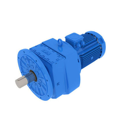Helical gearbox / coaxial / compact / motor - IR - Brown Advance, S A